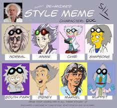 Memes D - de anime d style meme by silwy whisky on deviantart