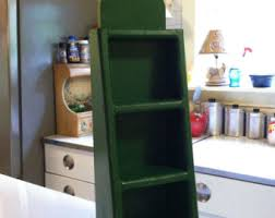 Tiered Bookshelves by Green Tiered Shelf Etsy
