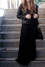 how to wear maxi dress for fall