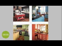 Small Kitchen Painting Ideas Small Kitchen Ideas Kitchen Colour Ideas Youtube