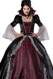 Ball Gown Halloween Costumes Women Splendid Vampire Dress Halloween Costume Gothic Witch