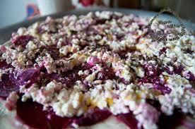 cuisiner des betteraves recette pizza à l oignon betterave fromage cottage et fines