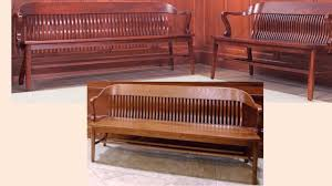 oak jury chairs and courthouse benches youtube