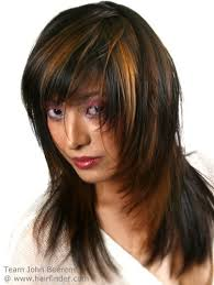 Stufenschnitt Lange Haare by Extremer Stufenschnitt