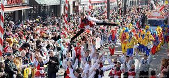 karneval history gamga