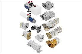 Haldex Barnes Gear Pump Concentric Hydraulics Gear Products Hydraulic Gear Pumps