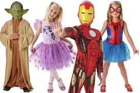 argos slashes price of kids fancy dress ahead of halloween