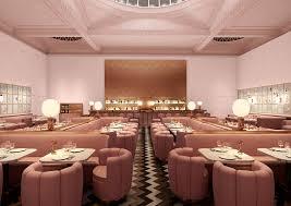 david shrigley lines sketch restaurant u0027s pink walls with 239