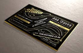business cards how to create a powerful business card startupc