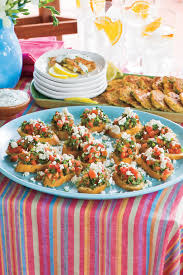 healthy appetizer recipes and snacks southern living