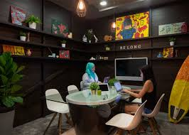 home based design jobs singapore airbnb designs adaptable office spaces for london sao paulo and