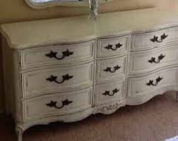 french provincial country french shabby chic vintage off white