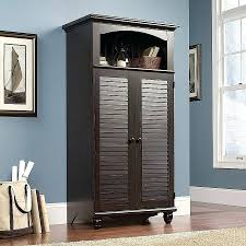 sauder homeplus four shelf storage cabinet sauder storage cabinet homeplus with four adjustable shelves dakota