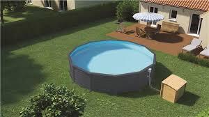 piscine hors sol pas cher piscines bois piscines acier