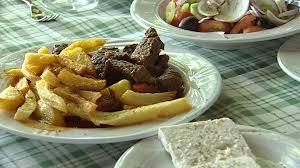 cuisine grecque plat cuisine grecque grèce sd stock 718 471 281