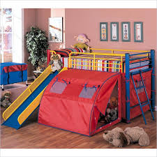 Boys Bunk Beds With Slide Kids Bunk Beds With Slide Southbaynorton Interior Home