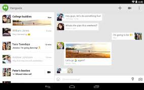 hangouts update apk hangouts 2 1 for android out now on play