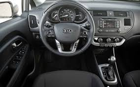 2012 kia rio 5 door ex first test motor trend