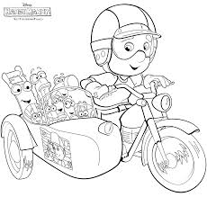 handy manny tools coloring pages getcoloringpages com
