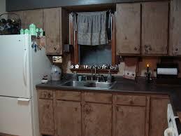 Wallpaper On Kitchen Cabinets Alder Kitchen Cabinets 4767