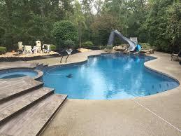 Renovate Backyard Pool Renovations U0026 Repairs In Pa Crystal Clear Signature Pools