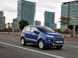 suv ford ford ecosport suv 14 parkers