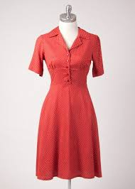 vintage dresses circus the tess pindot dress in for women vintage dresses and