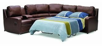Home Theater Sleeper Sofa Palliser Acadia Reclining Home Theater Sleeper Sectional Sleeper