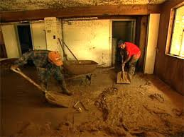 What To Do When Your Basement Floods by Cleaning Up After A Flood