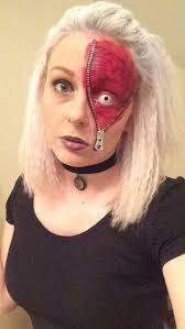 zipper face makeup list mugeek vidalondon