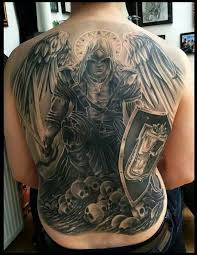 warrior angel warriors and angels tattoo on pinterest tattoos