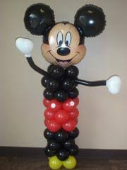 mickey mouse balloon arrangements balloons galore balloons balloon bouquets sculptures and arches ky