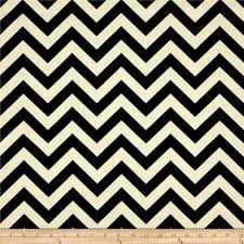 home decor fabric uk premier prints indoor outdoor zig zag ebony discount designer