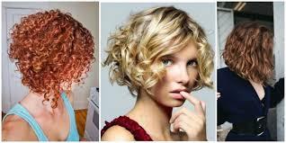 cheveux bouclã s coupe carre plongeant sur cheveux boucles