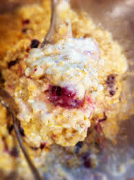 Natural Mommie by In The Kitchen Simple Oatmeal Berry Muffins