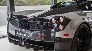 pagani factory tour pagani introduces supercar restoration program