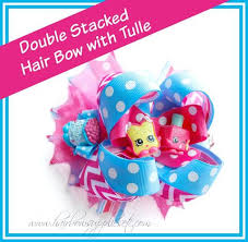 hairbow supplies 8 best shopkins hair bows images on shopkins crowns