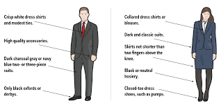 here u0027s what the u0027boardroom formal u0027 dress code really means