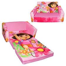 Flip Open Sofa by Dora The Explorer And Boots Flip Open Flip Sofa For Kids