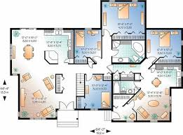 Blueprints For 4 Bedroom Homes by 86 Best Planing Images On Pinterest Architecture House Floor