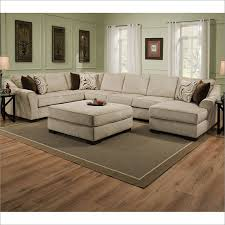 Simmons Upholstery Furniture Kingley Armless Sofa In Putty By Simmons Upholstery And Casegoods