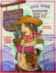 22nd south florida tattoo expo august 2017
