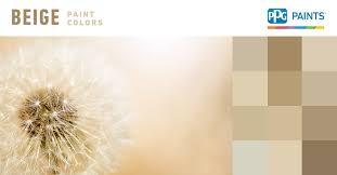beige paint colors ppg paints