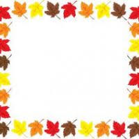 thanksgiving border clipart free cliparts for you
