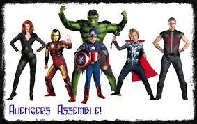 Avengers Halloween Costumes Halloween Costumes 2012 Fashion Mama Drama