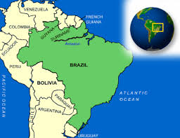 Geography Map Brazil Facts Culture Recipes Language Government Eating