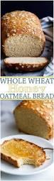 Pumpkin Spice Bread Machine Whole Wheat Honey Oatmeal Bread Recipe Little Spice Jar