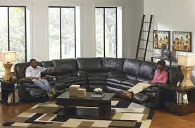 Catnapper Leather Reclining Sofa Best 25 Reclining Sectional Ideas On Pinterest Sofa Power Top