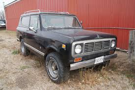 wood panel jeep facts about the international harvester scout
