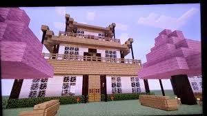 minecraft japanese style house youtube